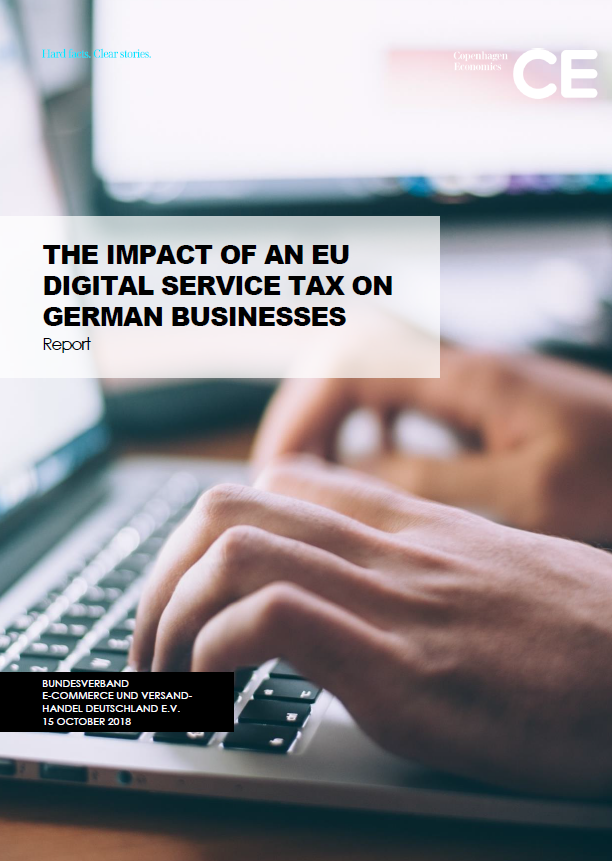 Publications - The impact of an EU digital service tax on